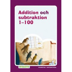 Addition och subtraktion 1-100