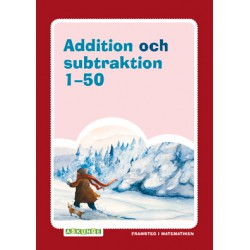 Framsteg i matematiken -Addition och subtraktion 1-50