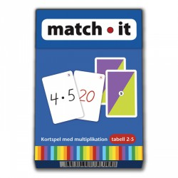 Match it tabell 2-5