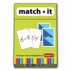 Match it tabell 6-9