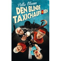 Den blinde taxichauffören, pocketbok