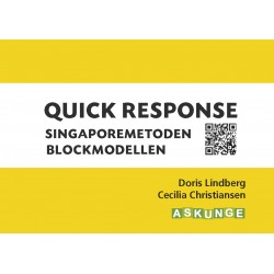 QUICK RESPONSE Singaporemetoden Blockmodellen