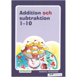Framsteg i matematiken -Addition och subtraktion 1-10