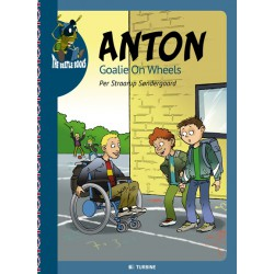 ANTON -goalie on wheels